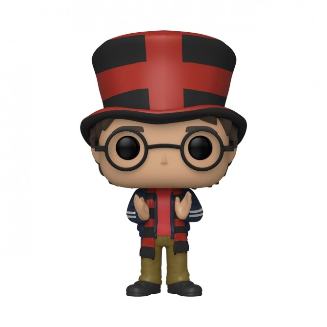 Harry at World Cup Summer Convention Exclusive - Funko Pop! - Harry Potter