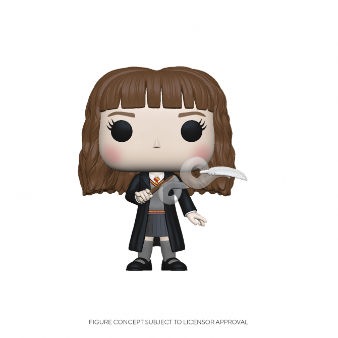 Funko Pop! Movies: Harry Potter - Hermione with Feather