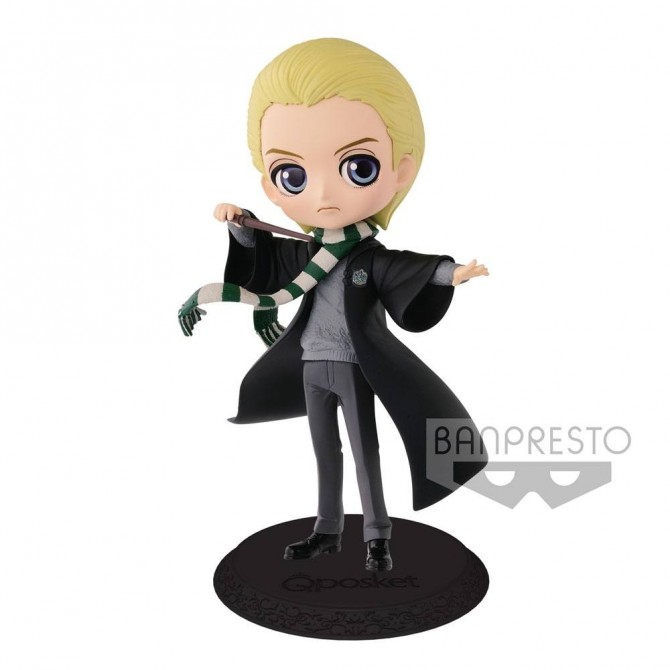 Harry Potter: Q Posket - Draco Malfoy Mini Figure
