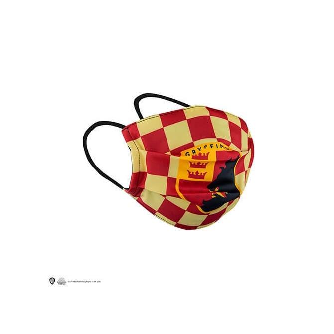 Gryffindor Face Mask / Griffoendor Mondkapje - Harry Potter