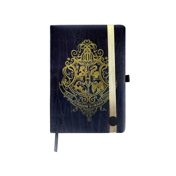 Harry Potter - Hogwarts premium A5 notebook