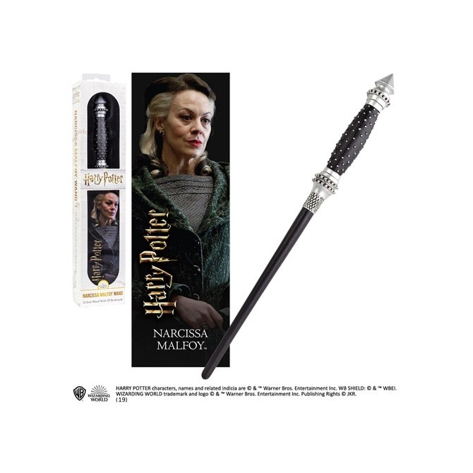 Harry Potter: Narcissa Malfoy PVC Wand