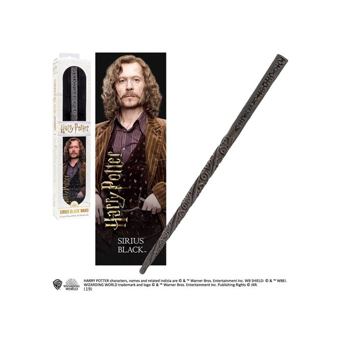 Harry Potter: Sirius Black PVC Wand