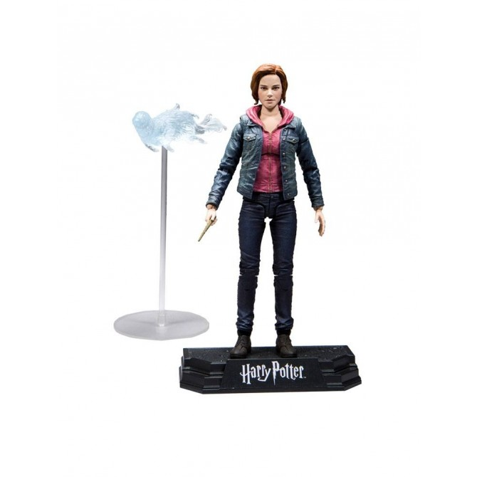 Harry Potter and the Deathly Hallows Part 2: Hermione Granger Action Figure