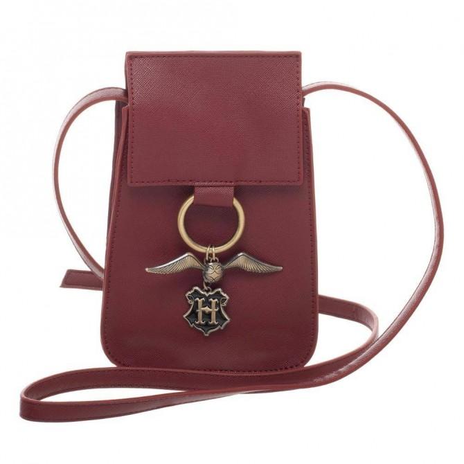 Harry Potter - Golden Snitch Crossbody front