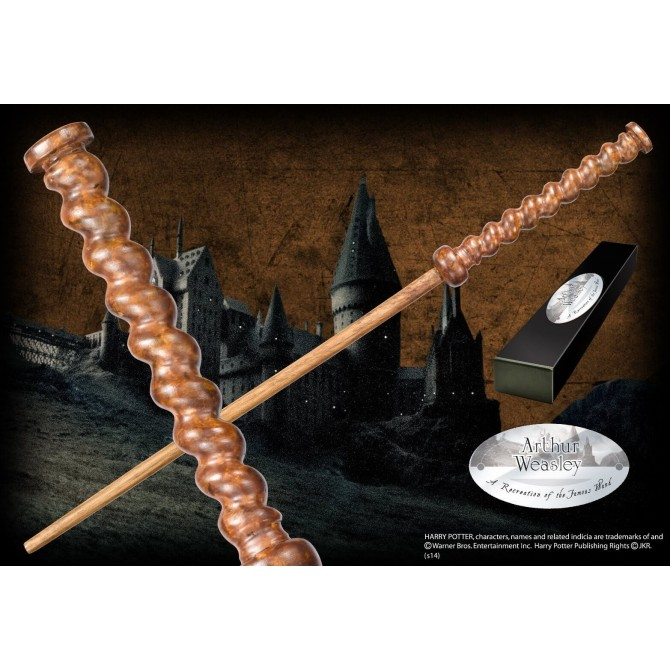 Harry Potter - Arthur Weasley Wand