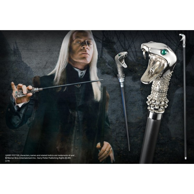 Harry Potter - Lucius Malfoy's Walking Stick / Cane