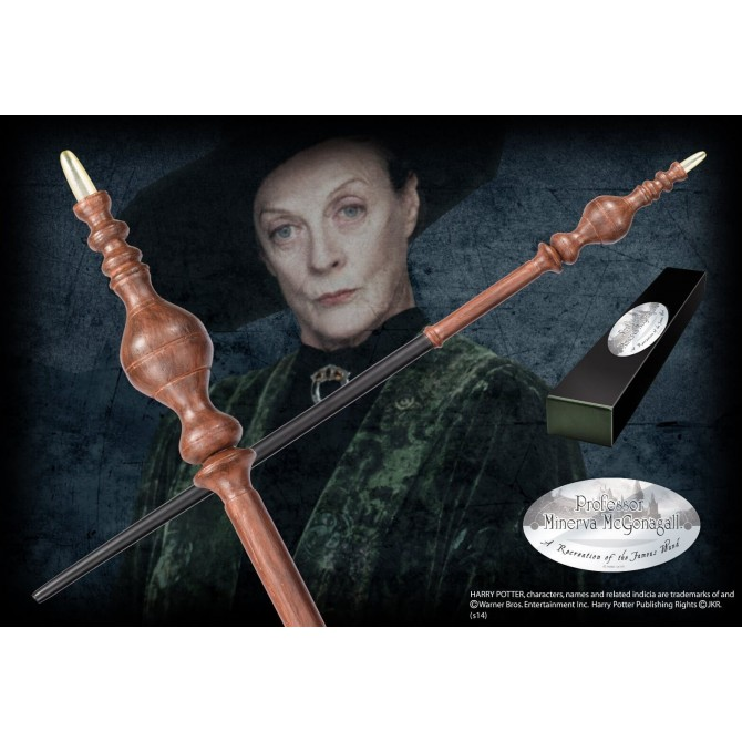 Harry Potter - Professor Minerva McGonagall's Wand
