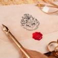 Harry Potter - Hogwarts letter writing set 03