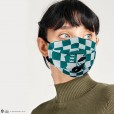 Slytherin Face Mask / Zwadderich Mondkapje - Harry Potter 04