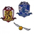Harry Potter - Golden Snitch Deluxe Patches Set