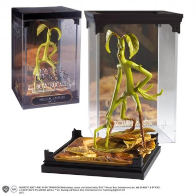 Fantastic Beasts and Where To Find Them - Magical Creatures Bowtruckle / Pickett