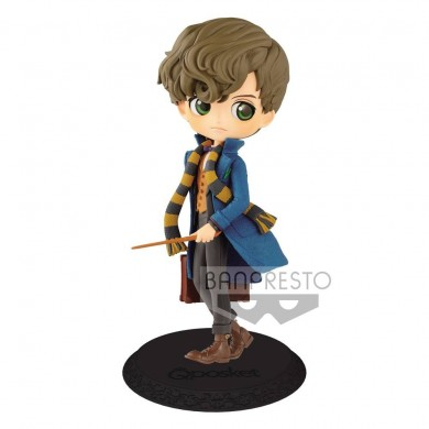 Fantastic Beasts and Where to Find Them 2: Q Posket - Newt Scamander Mini Figure