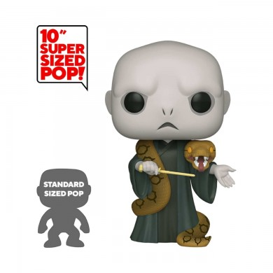 Funko Pop! Harry Potter - Voldemort with Nagini 10 inch