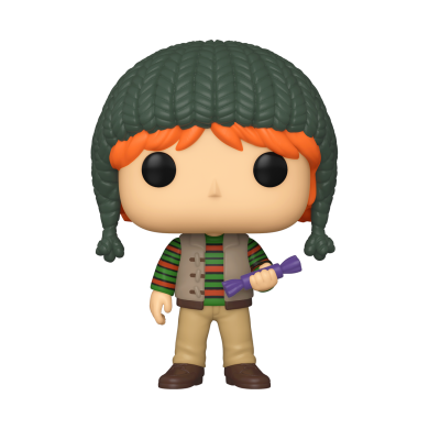 Ron Weasley Holiday - Funko Pop! Movies - Harry Potter