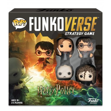 Funko Pop! Funkoverse - Harry Potter (Basis Set)