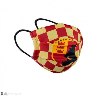 Gryffindor Face Mask / Griffoendor Mondkapje - Harry Potter