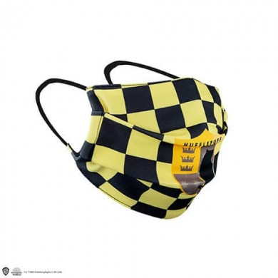 Hufflepuff Face Mask / Huffelpuf Mondkapje - Harry Potter