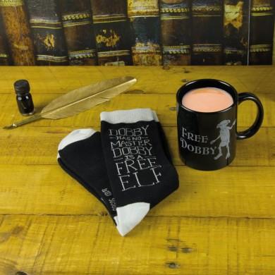 Harry Potter - Dobby Mok en Sokken set