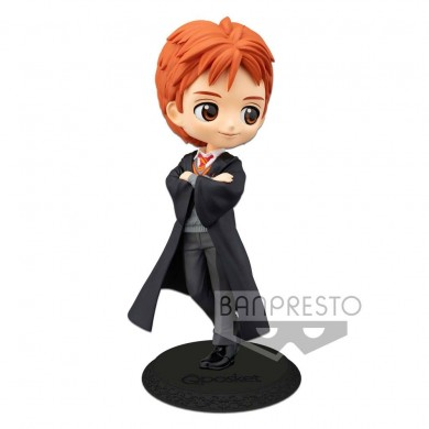 Harry Potter: Q Posket - Fred Weasley Mini Figure Version A
