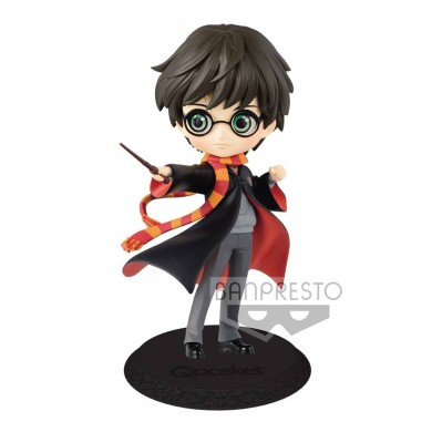 Harry Potter: Q Posket - Harry Potter Mini Figure