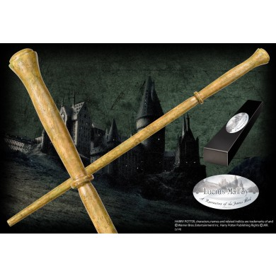 Harry Potter - Lucius Malfoy Wand