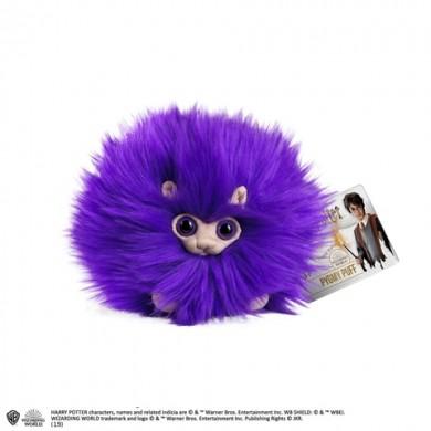 Harry Potter - Purple Pygmy Puff Plush 15 cm